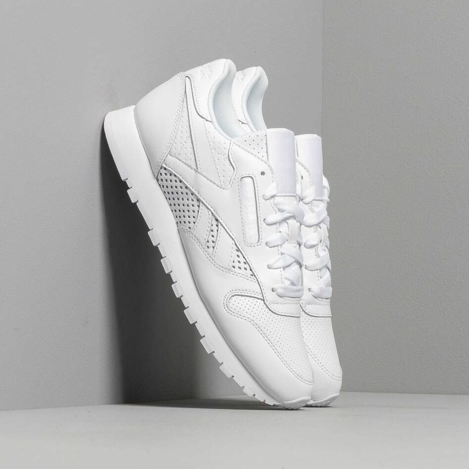 Reebok Classic Leather W White/ White EUR 37.5
