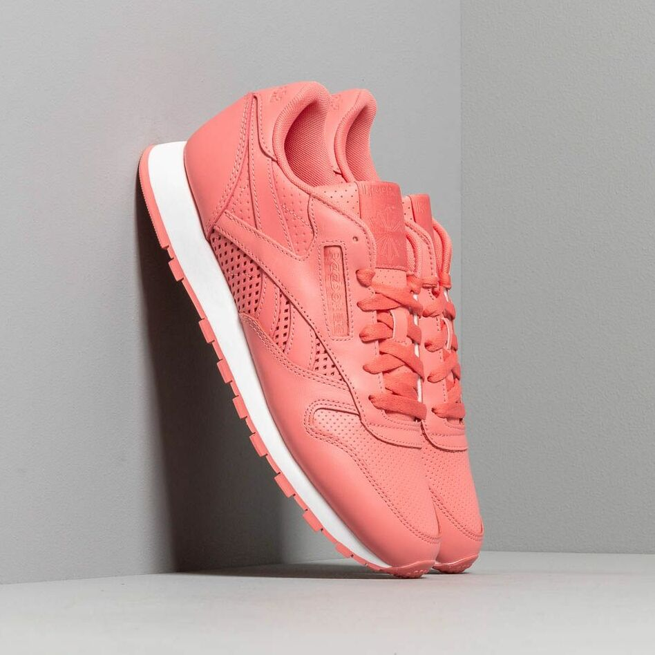 Reebok Classic Leather W Rose/ White EUR 39