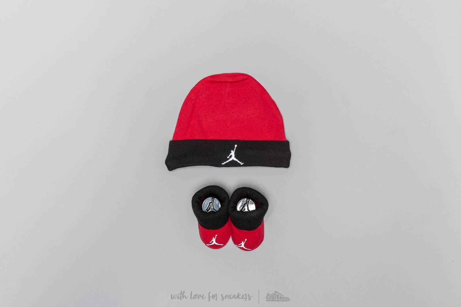 d9c8ce479b9 Jordan Infant Baby Set Black/ Red at a great price 30 лв купете в Footshop