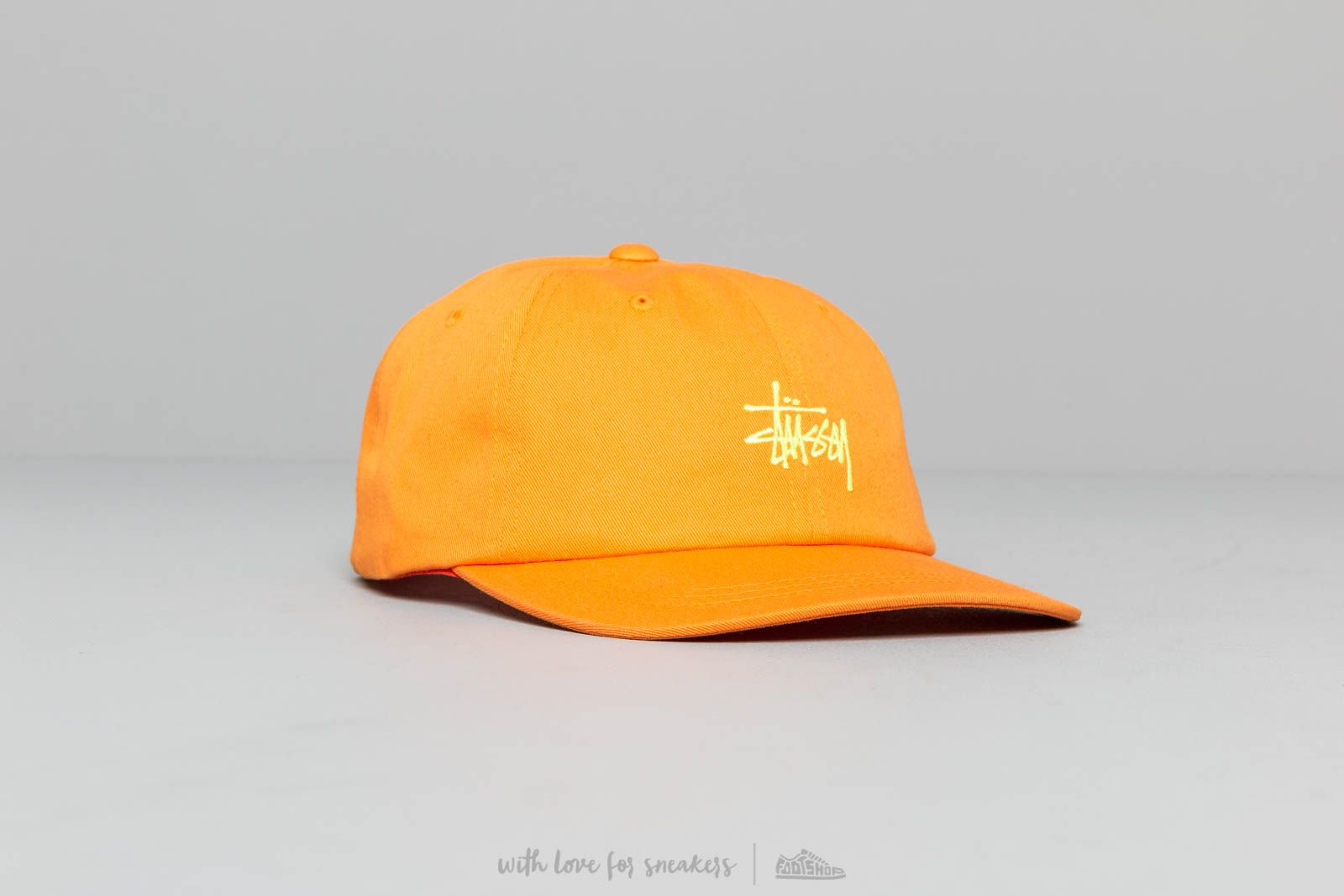 7bea2527fce Stüssy Stock Low Pro Cap Orange at a great price £41 buy at Footshop