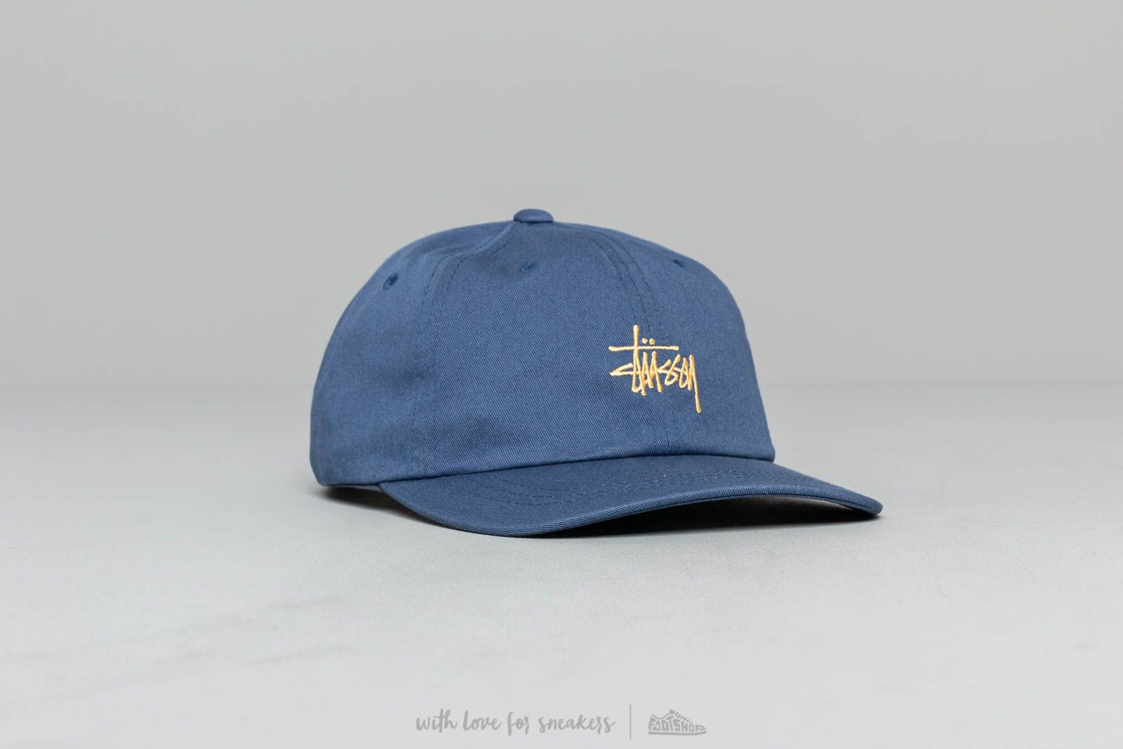 7a885aaf55b Stüssy Stock Low Pro Cap Navy at a great price £41 buy at Footshop