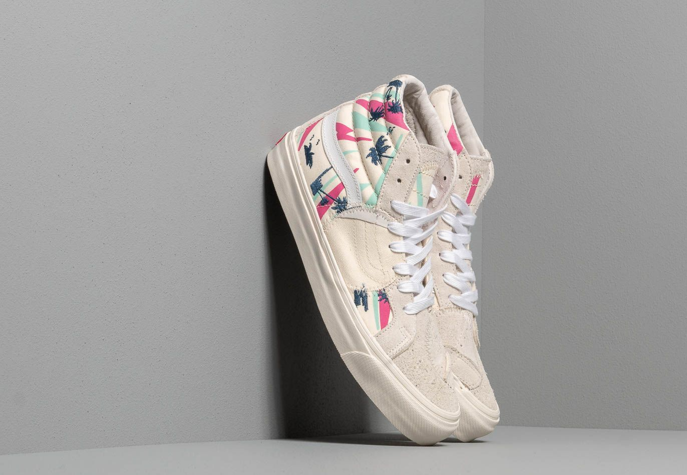 Vans SK8-Hi Bricolage LX (Embroidered Palm) Classic EUR 40.5