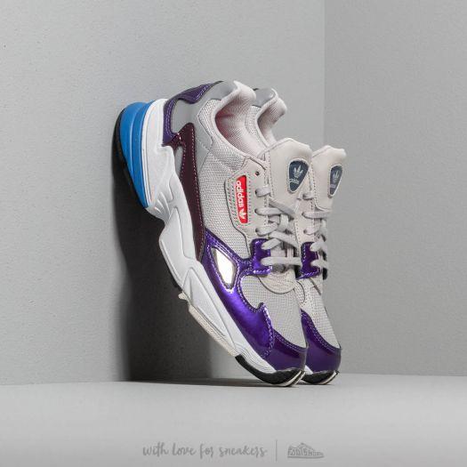 Women's shoes adidas Falcon W Grey Two