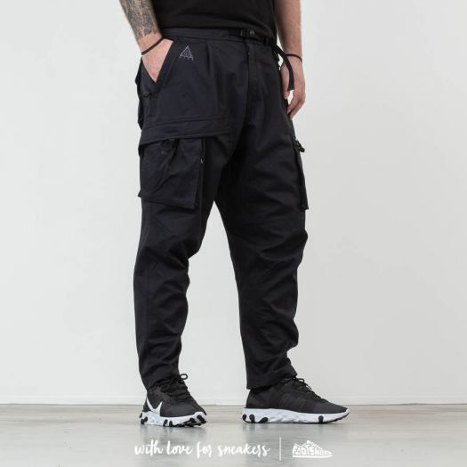 Nike ACG Cargo Woven Pants Black | Footshop