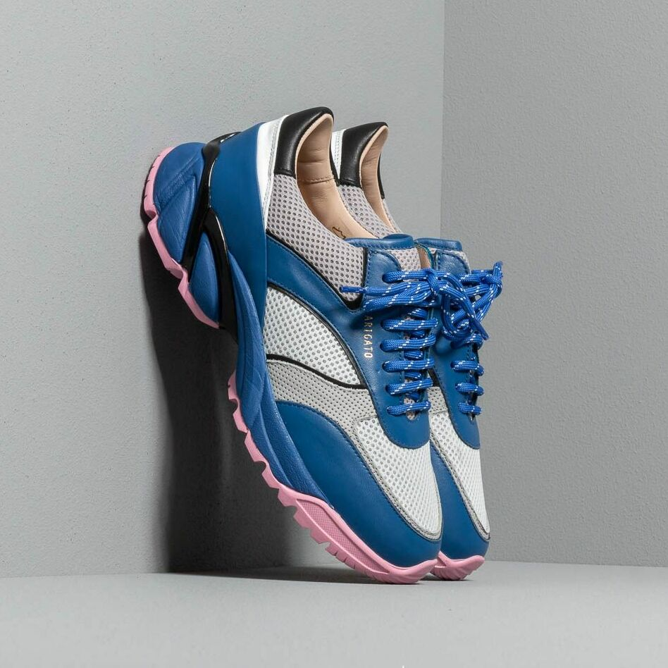 AXEL ARIGATO Tech Runner Blue Pink