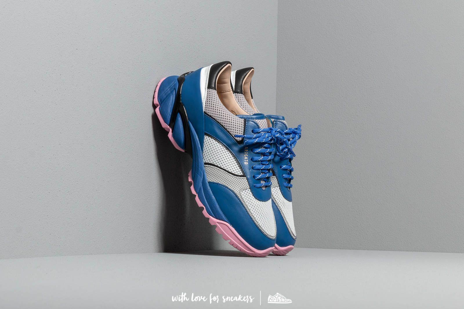 Încălțăminte și sneakerși pentru femei AXEL ARIGATO Tech Runner Blue/ Pink