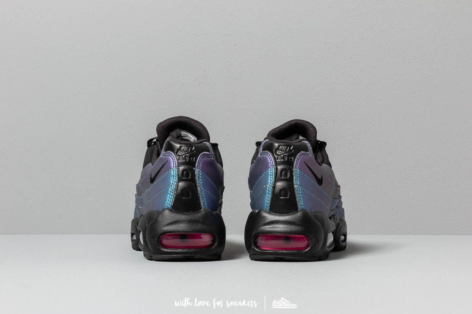 Nike Womens Air Max 95 RF Laser Fuchsia