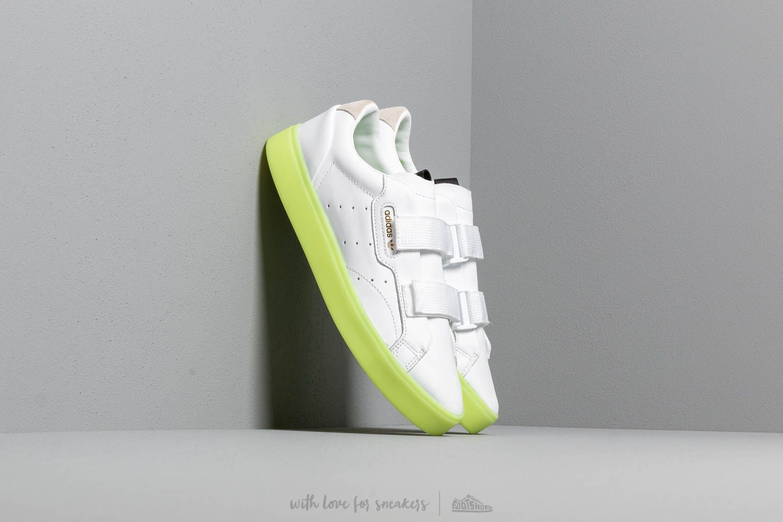 Hi Adidas White S Res W Sleek Ftw YellowFootshop 54RjLA