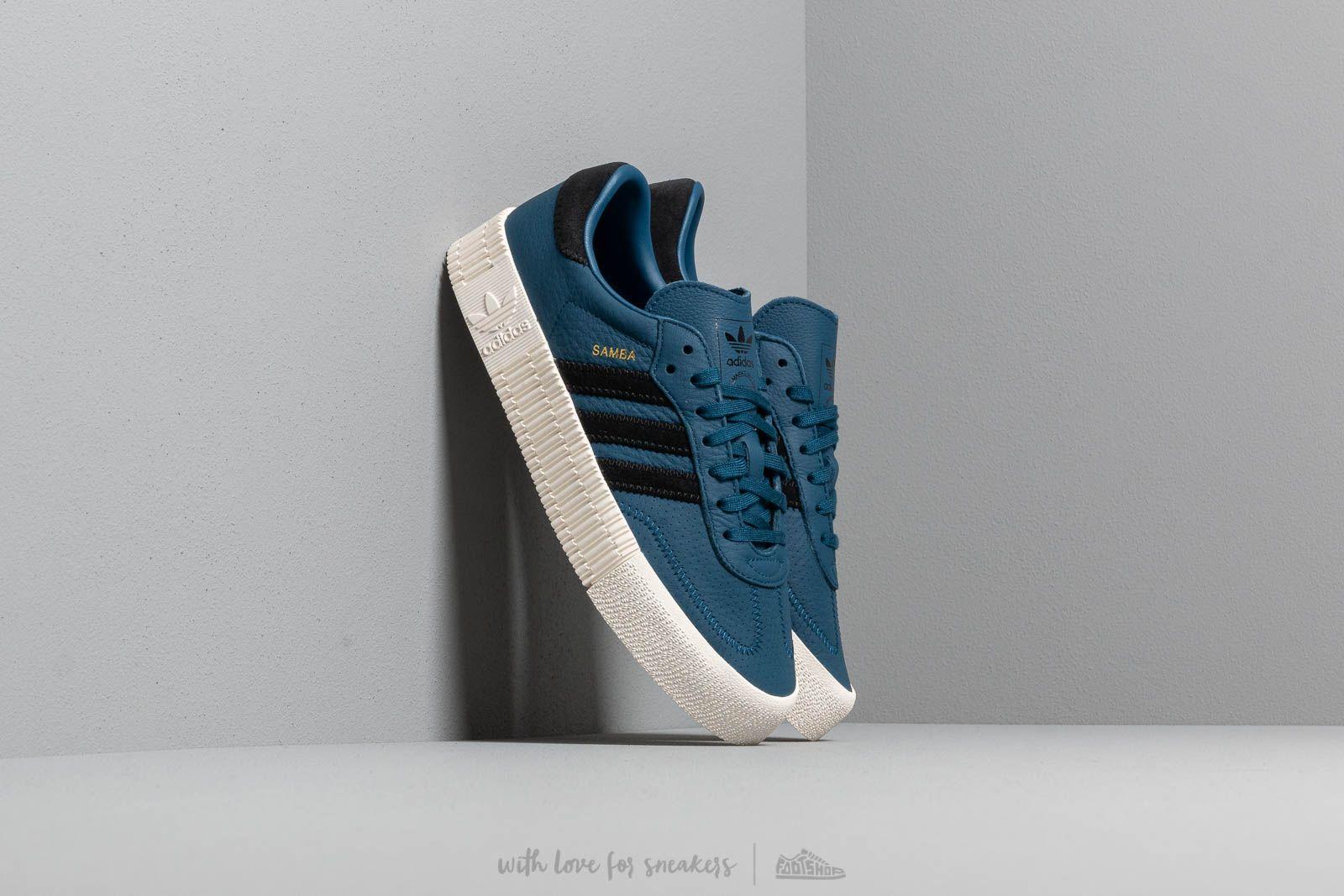 Women's shoes adidas Sambarose W Legend