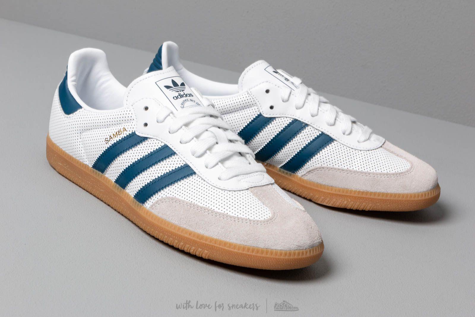 Men's shoes adidas Samba OG Ftw White