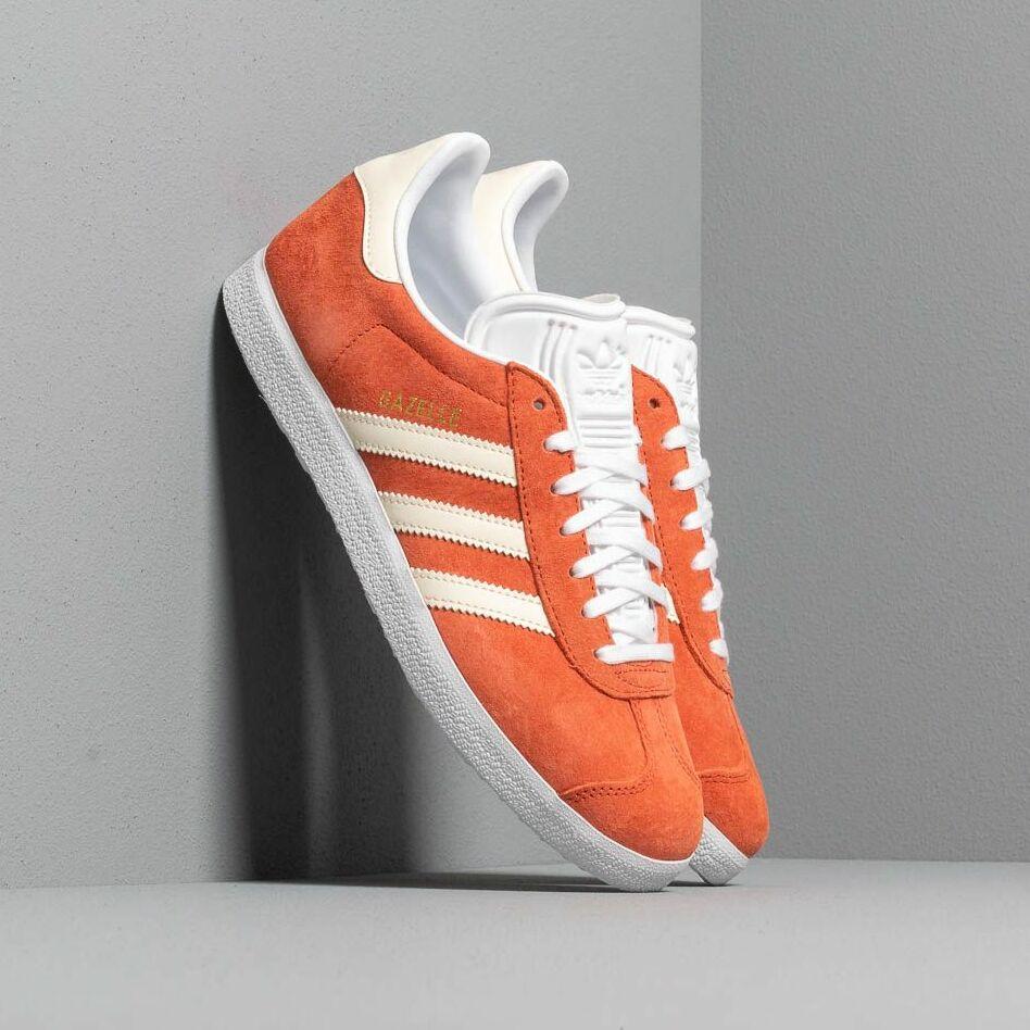 adidas Gazelle W Raw Amber/ Ecru Tint/ Ftw White EUR 36 2/3