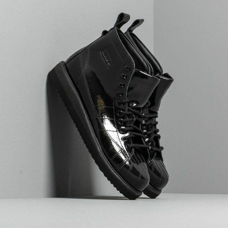 adidas Superstar Boot W Core Black/ Core Black/ Cpurpl EUR 39 1/3