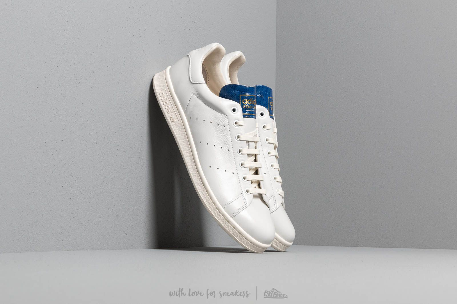 adidas Stan Smith Bt Ftw White/ Ftw White/ Clear Royal at a great price $194 buy at Footshop