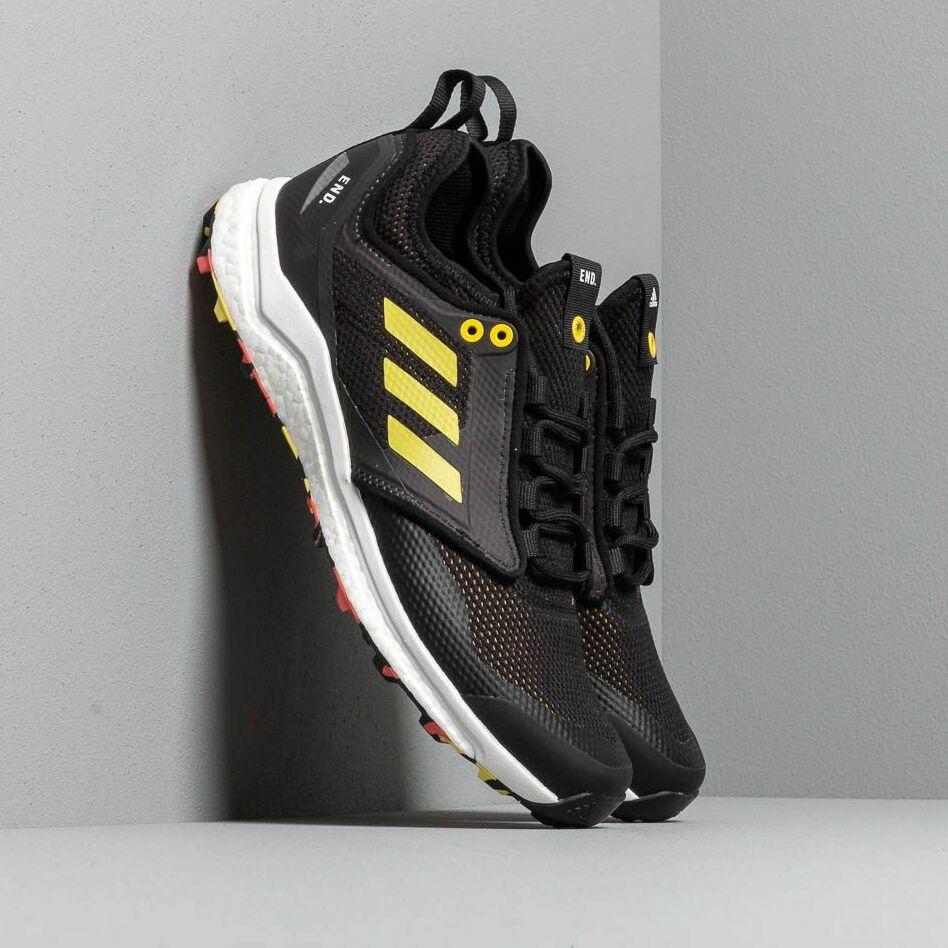 adidas Consortium x END. Terrex Agravic XT Black/ Red EUR 47 1/3
