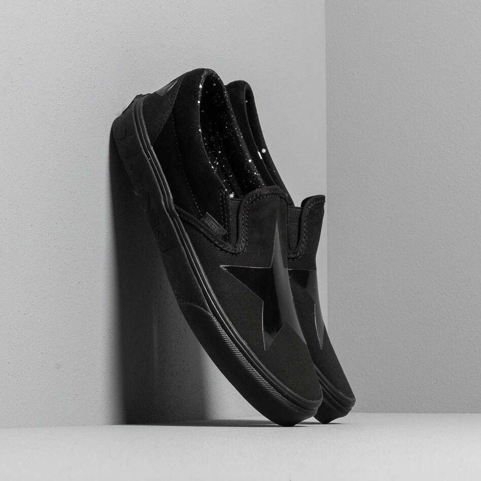 Vans Classic Slip-On (David Bowie) Blackstar/ Black EUR 42.5