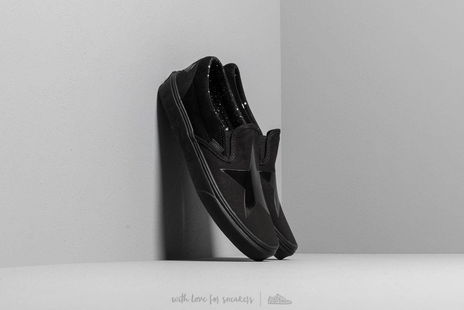 Vans Classic Slip-On (David Bowie) Blackstar/ Black at a great price 80 € buy at Footshop