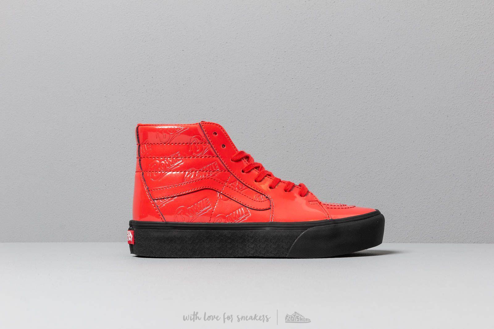 scarpe vans david bowie