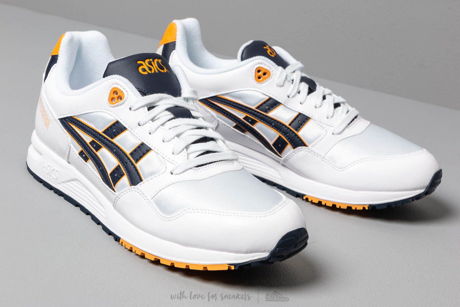 Men's shoes Asics GELSAGA White/ Midnight