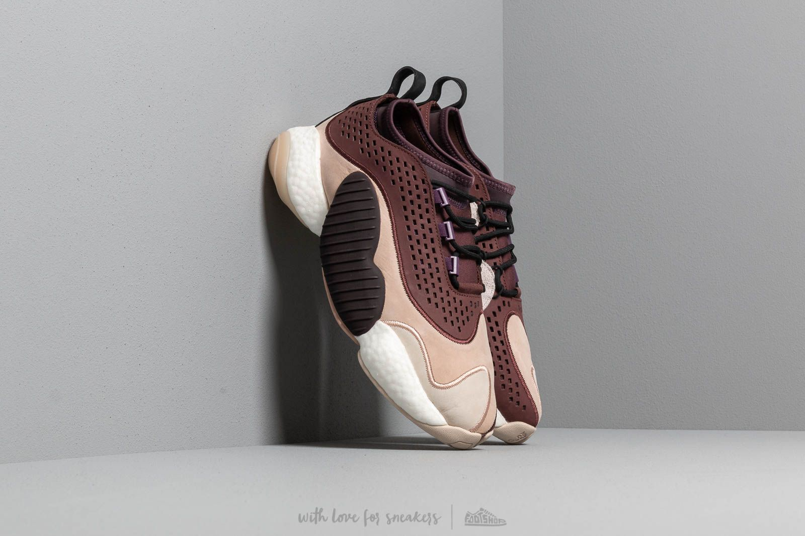 adidas Consortium x A Ma Maniére BYW LO Ash Pearl/ Deep Purple/ Night Red at a great price 207 € buy at Footshop