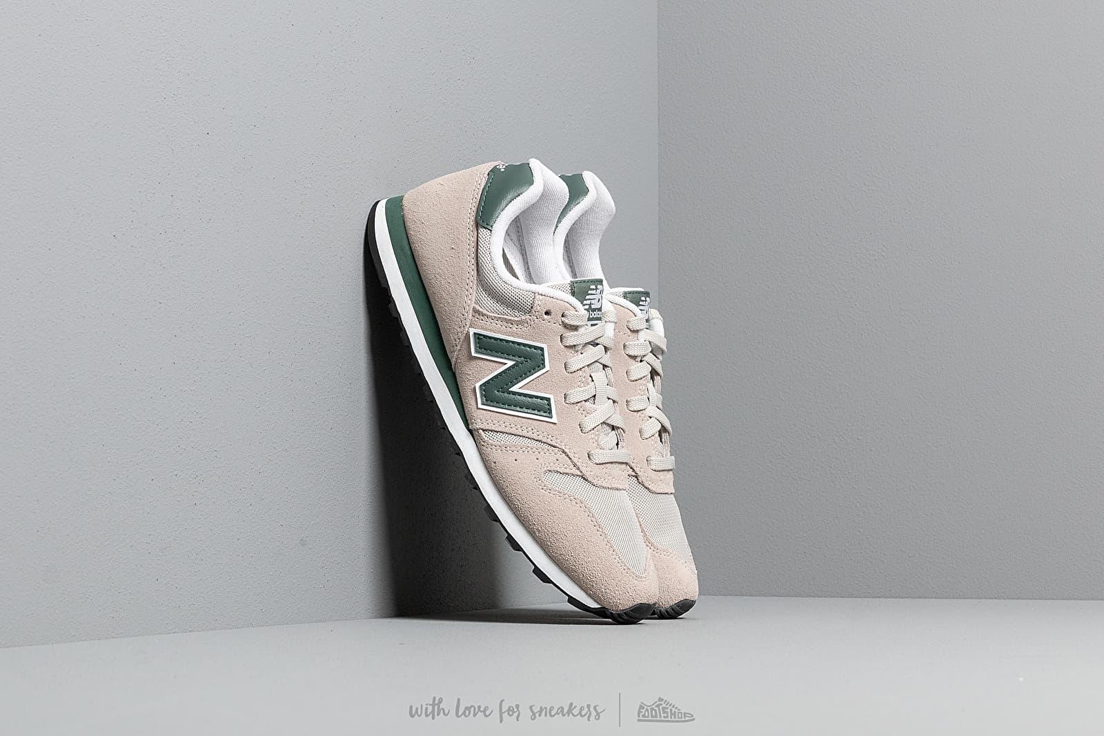 New Balance 373 Grey/ Green za skvělou cenu 2 090 Kč koupíte na Footshop.cz