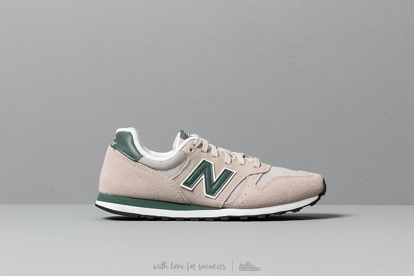 f2e134cc6b New Balance 373 Grey/ Green at a great price 77 € buy at Footshop