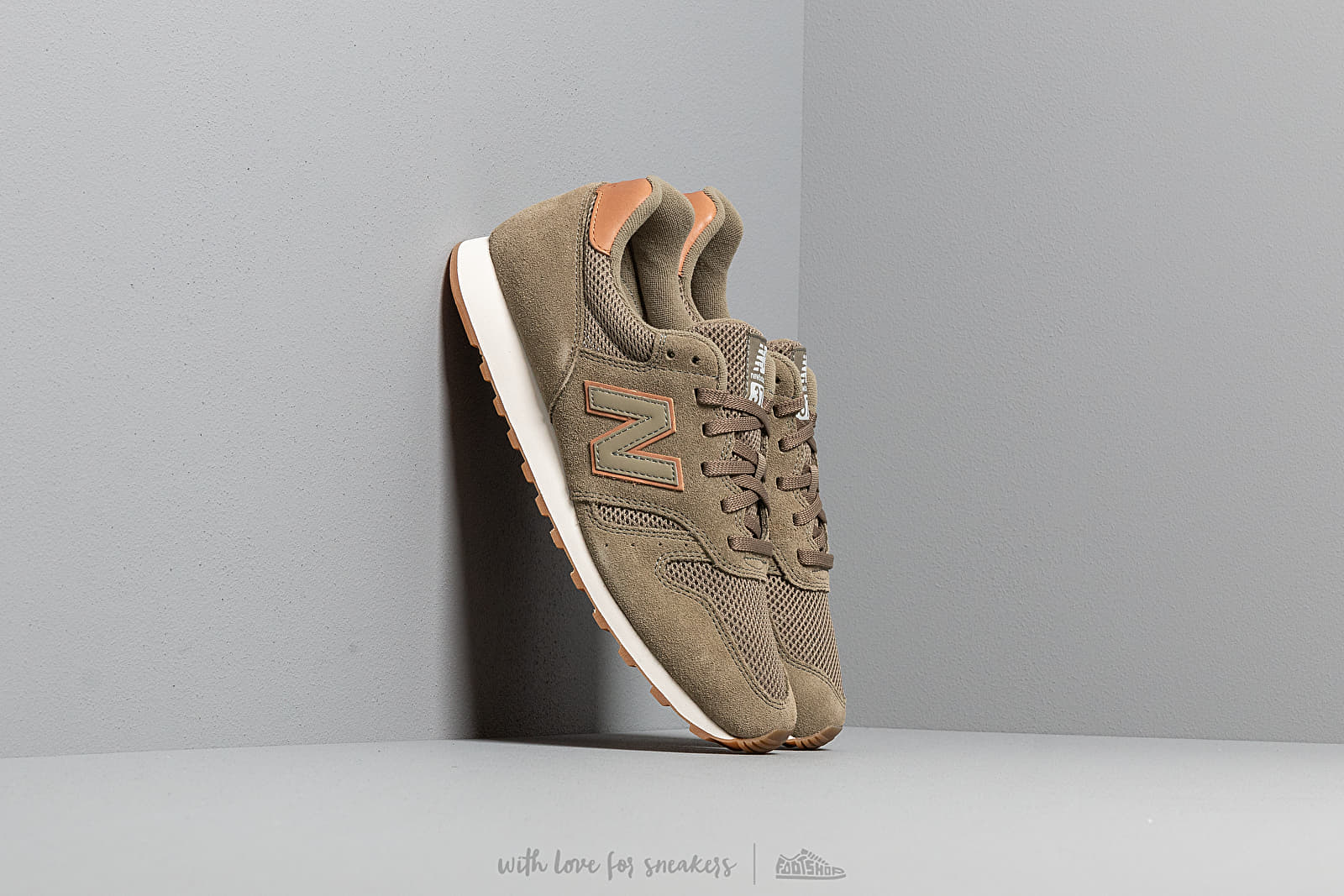 timeless design 16668 82bcd New Balance 373 Green  Brown at a great price 77 € buy at Footshop