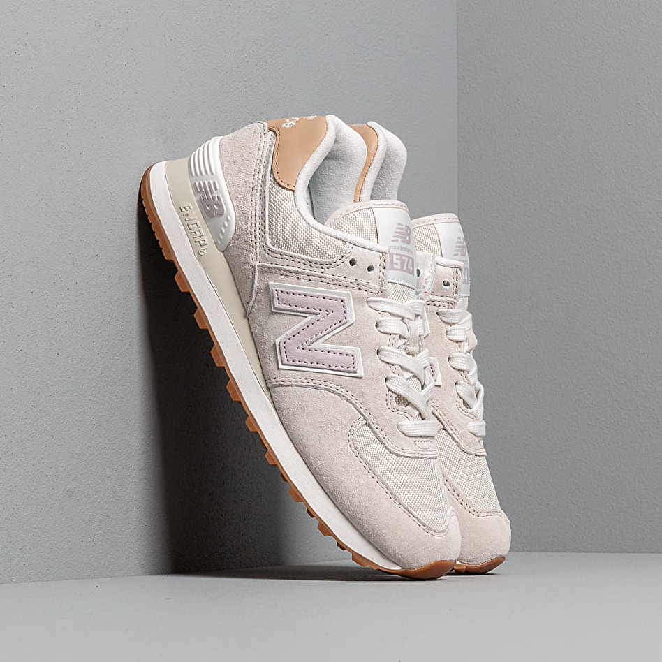 New Balance 574 Light Cliff Grey/ Light Cashmere