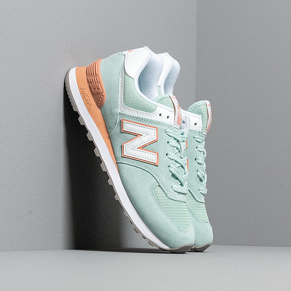 New Balance 574 White Agave/ Faded Copper EUR 36.5