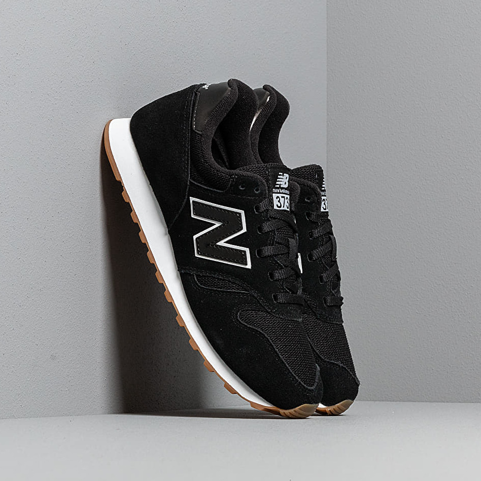 New Balance 373 Black/ White/ Gum EUR 36.5
