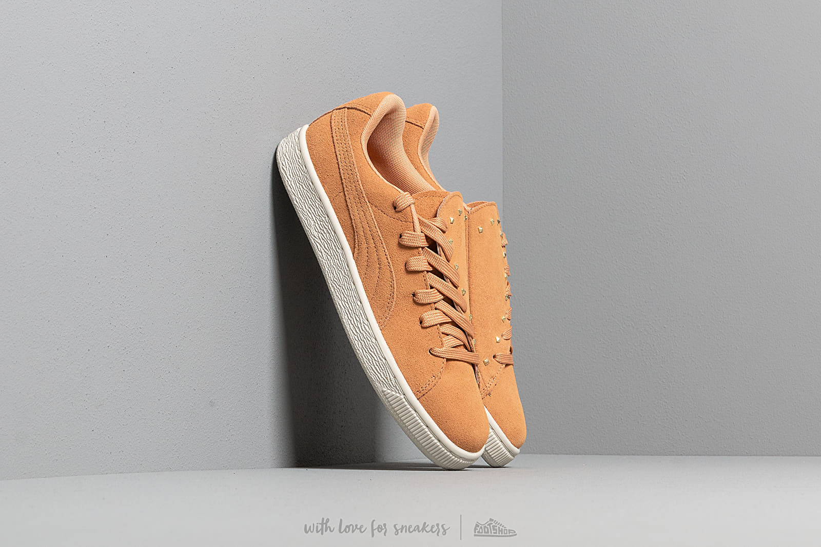 00e509fd40f Puma Suede Crush Studs Wn s Toast-Toast at a great price 84 € buy