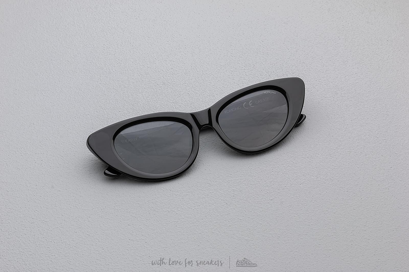Sunglasses Komono Kelly Sunglasses All Black