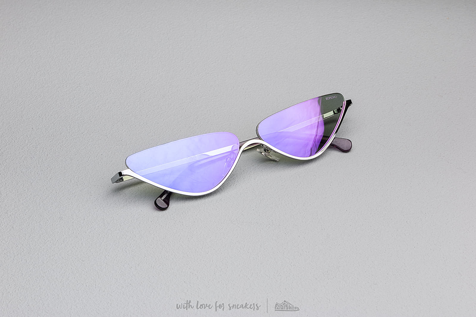 Komono Ash Sunglasses