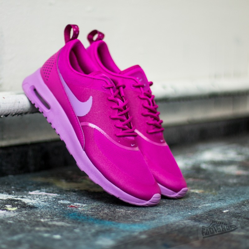 the latest 83eca 70750 Wmns Nike Air Max Thea. Fuchsia Flash  Fuchsia Glow