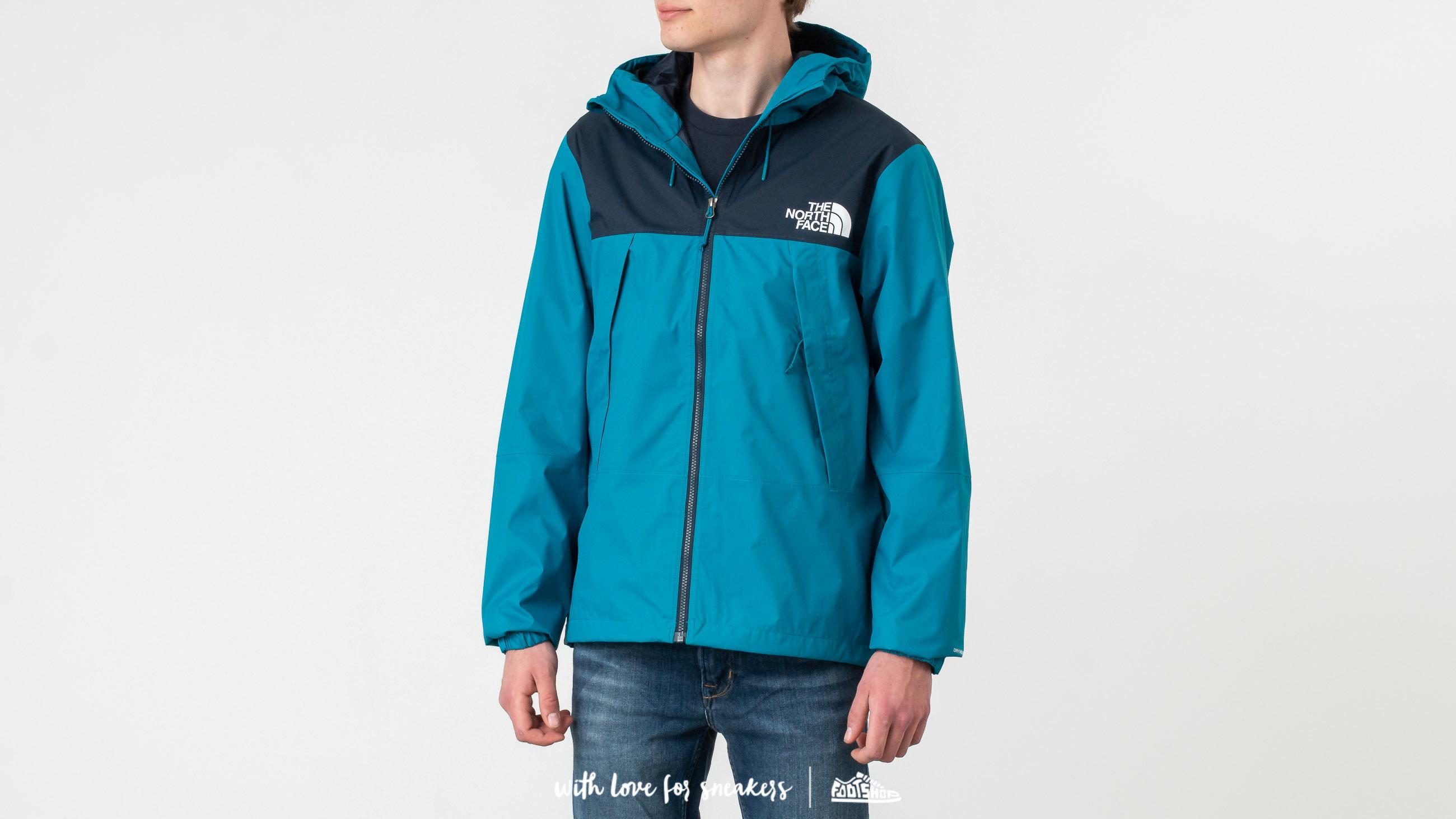 The North Face 1990 Mountain Jacket Crystal Teal za skvelú cenu 139 € kúpite na Footshop.sk