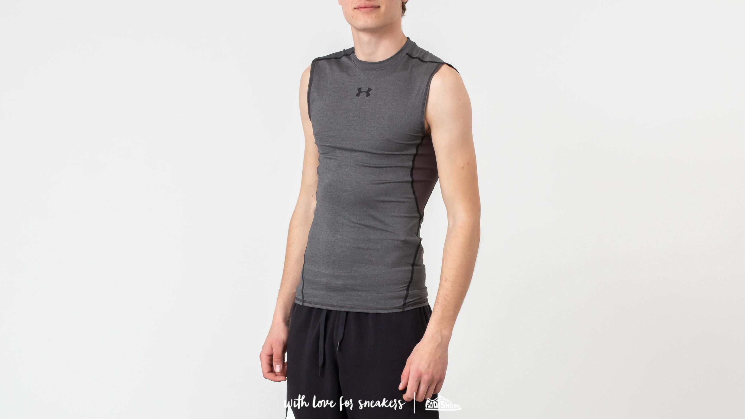 Under Armour Heatgear Sleeveless Tee Grey nagyszerű árakon 9 951 Ft vásárolj a Footshopban