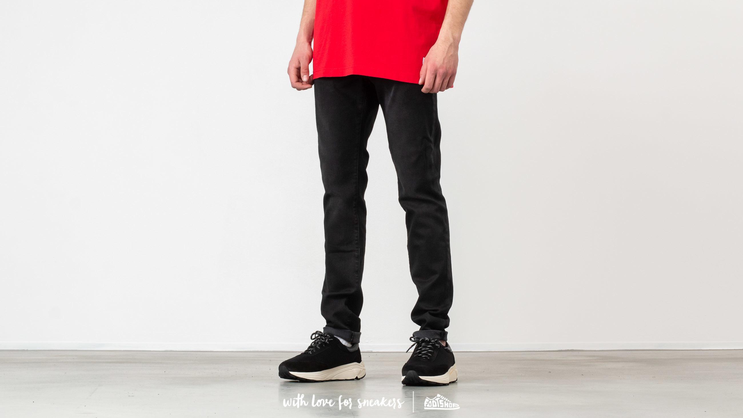 Traperice i hlače STAMPD 101 Denim Sullen Pants Black