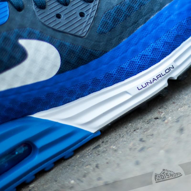 Nike Air Max Lunar 90 BR Game Royal Navy Black White | Footshop