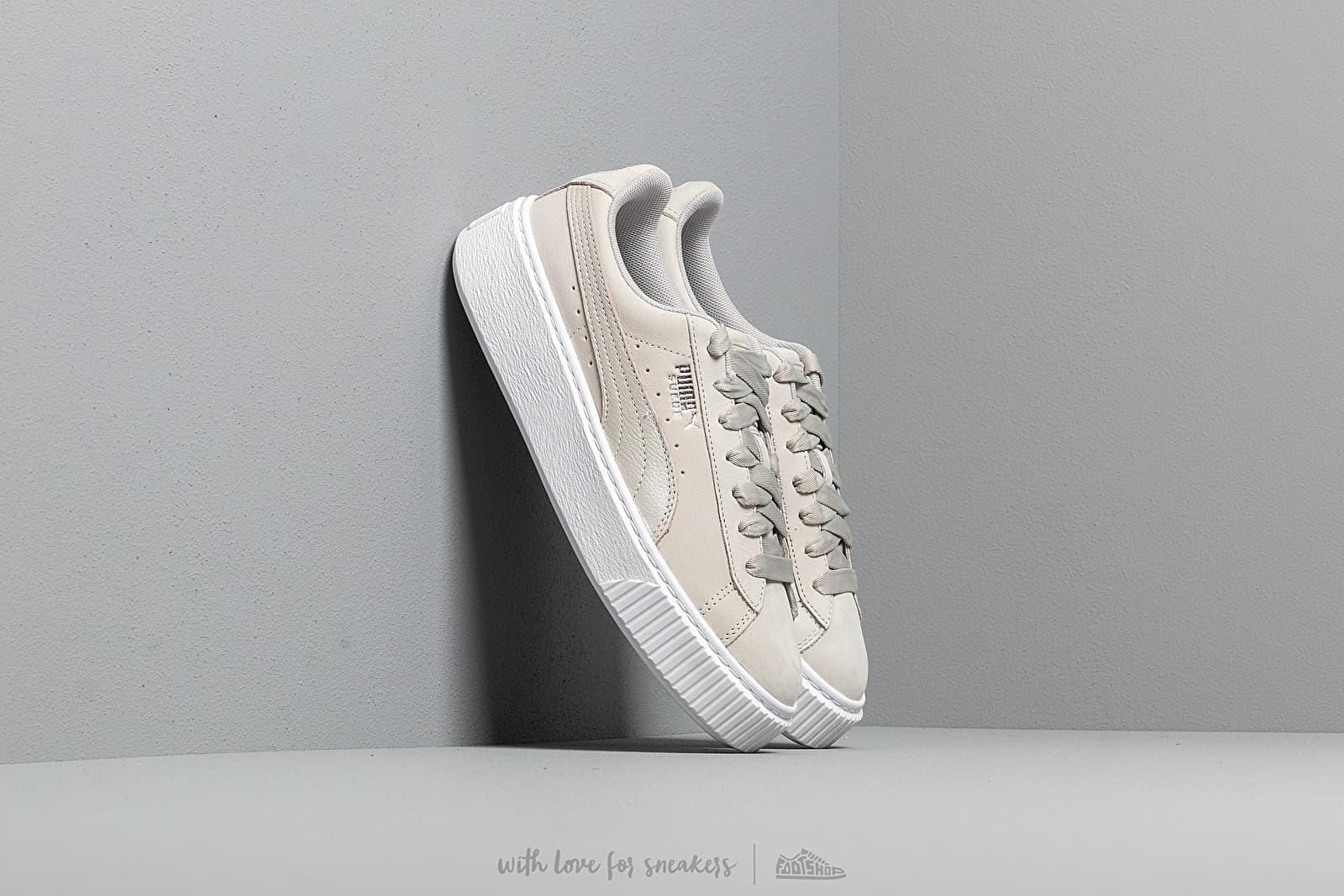 Puma Platform Shimmer Wn s Gray Violet-Puma White W super cenie 439 zł kupuj na Footshop.pl