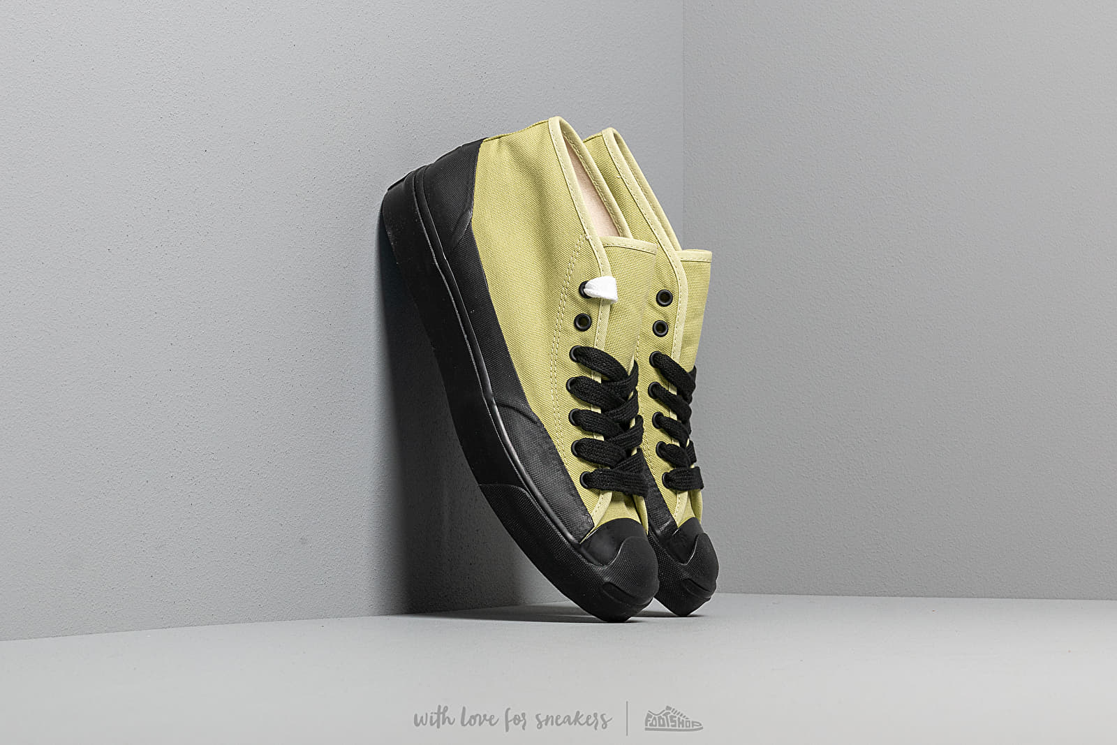 Converse x A$AP Nast Jack Purcell Chukka Mid Beechnut / Black/ White at a great price 121 € buy at Footshop