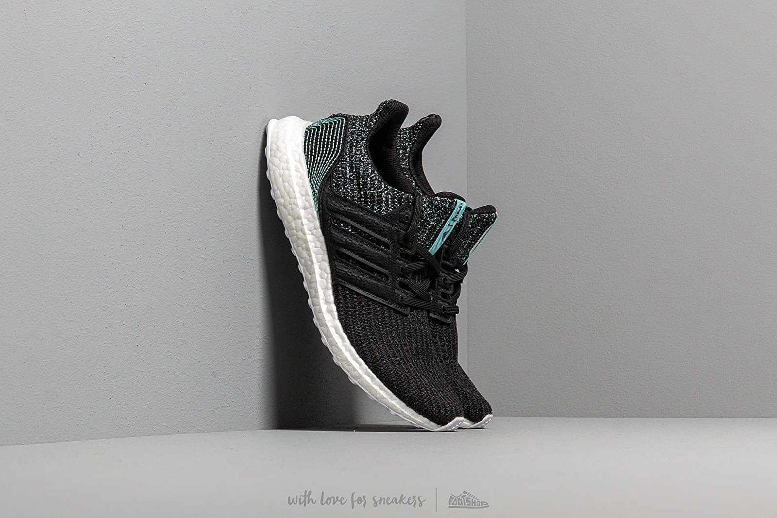 Women's shoes adidas x Parley UltraBOOST W Core Black/ Core Black/ Ftw White