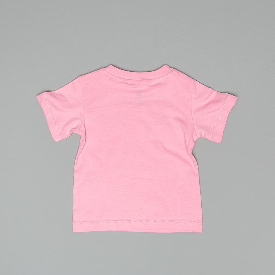 adidas Trefoil Tee Light Pink/ White