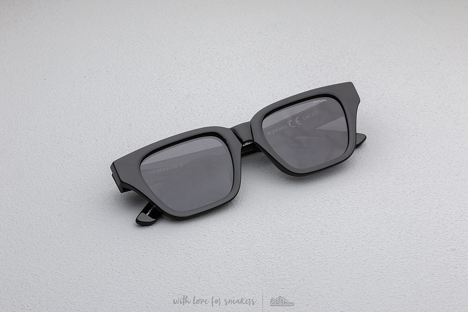 df78edf606e0 Komono Brooklyn Sunglasses All Black at a great price 95 € buy at Footshop