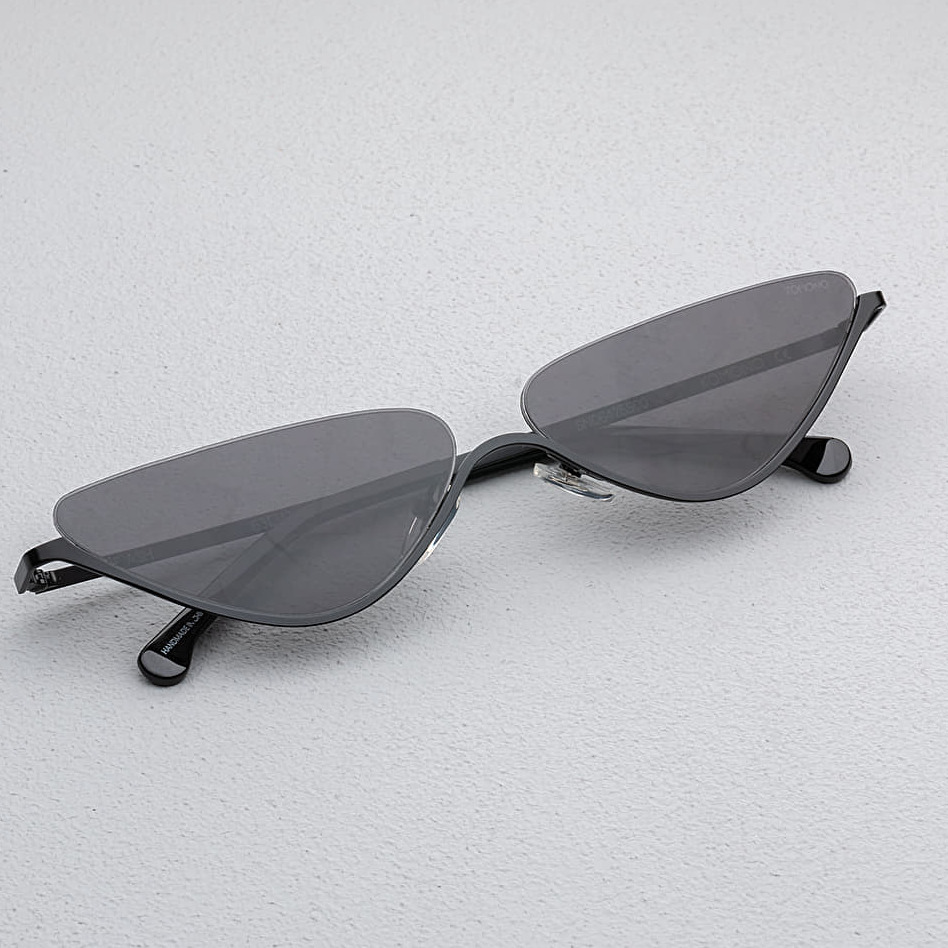 Komono Ash Sunglasses All Black