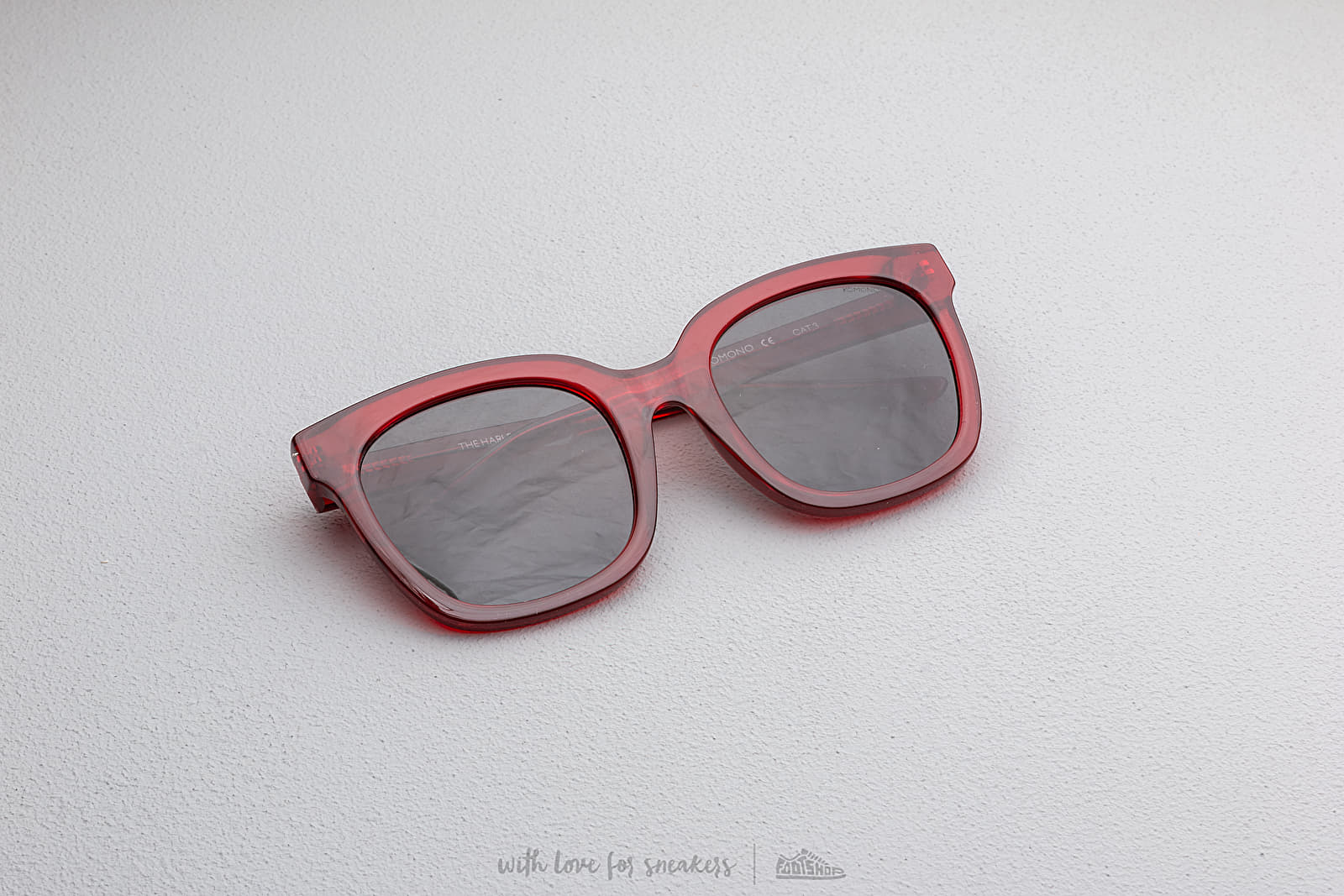 Sunglasses Komono Harley Sunglasses Ruby