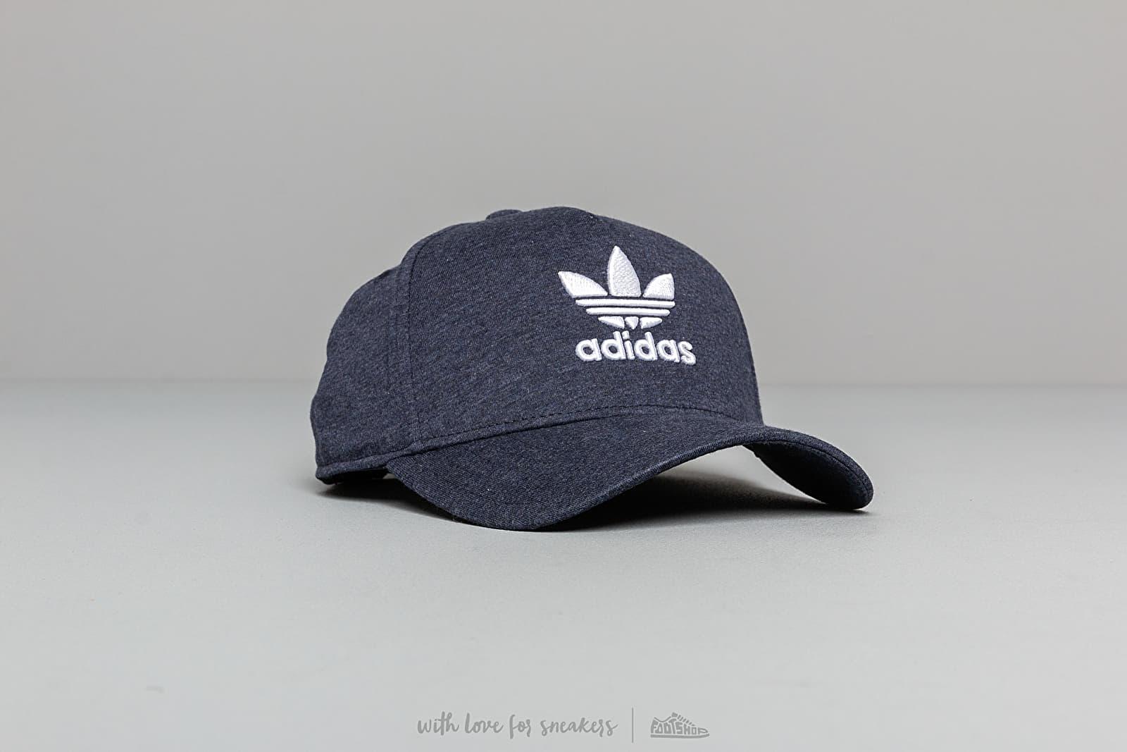 7c15629a281 adidas AF Melange Cap Collegiate Navy  White at a great price 24 € buy at