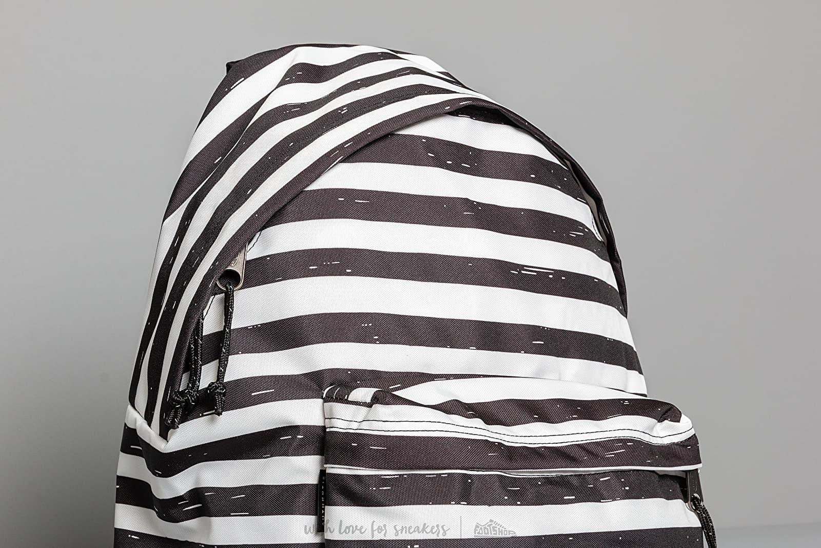 EASTPAK Padded Pak'r Stripe-It Black | Footshop