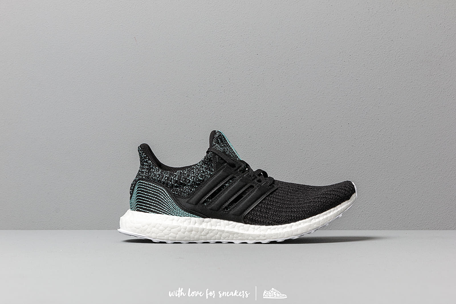 819500402acf0 adidas x Parley UltraBOOST Core Black  Core Black  Ftw White at a great  price