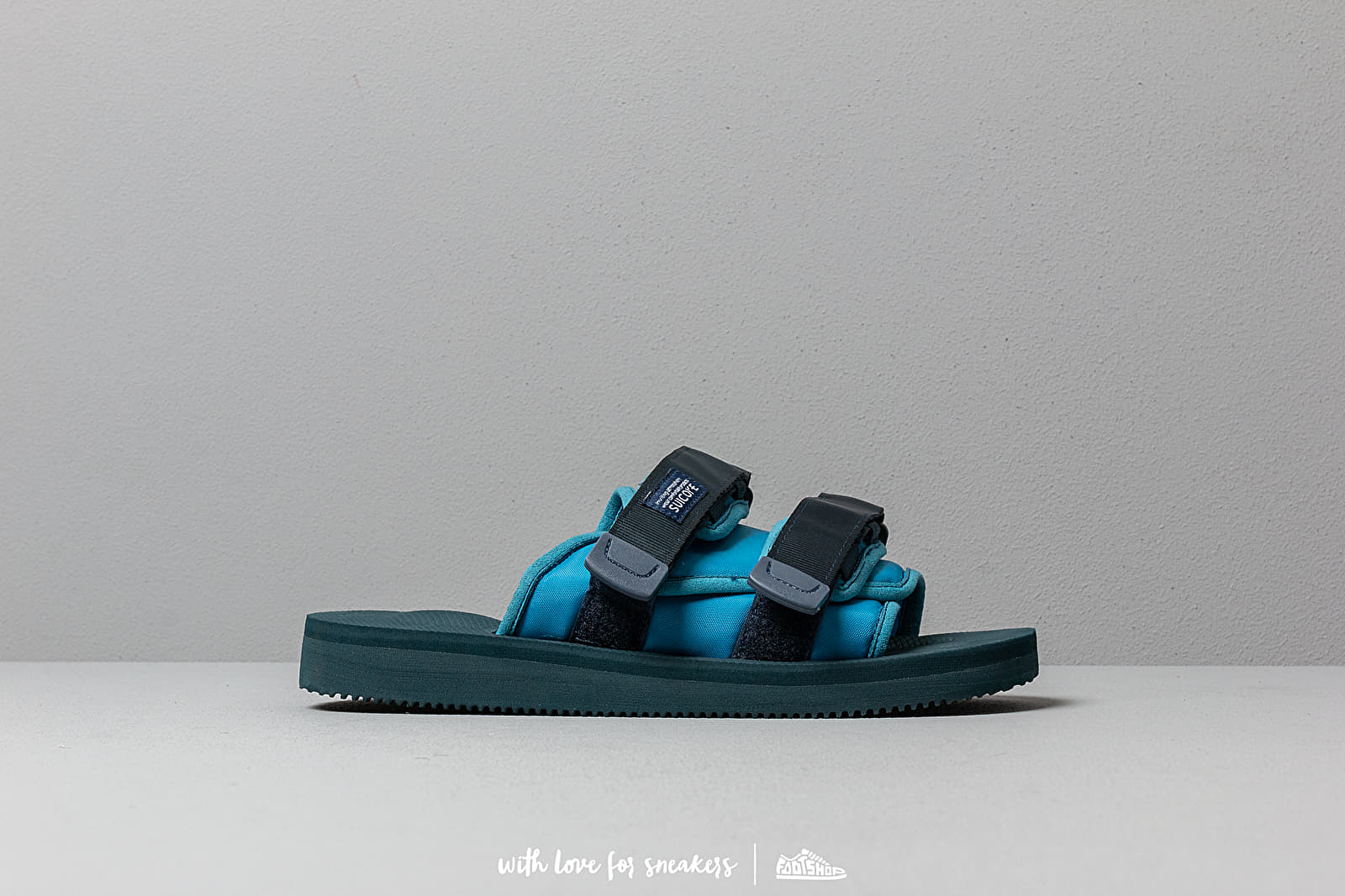 2359ef1ff7cc John Elliott x Suicoke Moto Sandals Navy at a great price 165 € buy at  Footshop