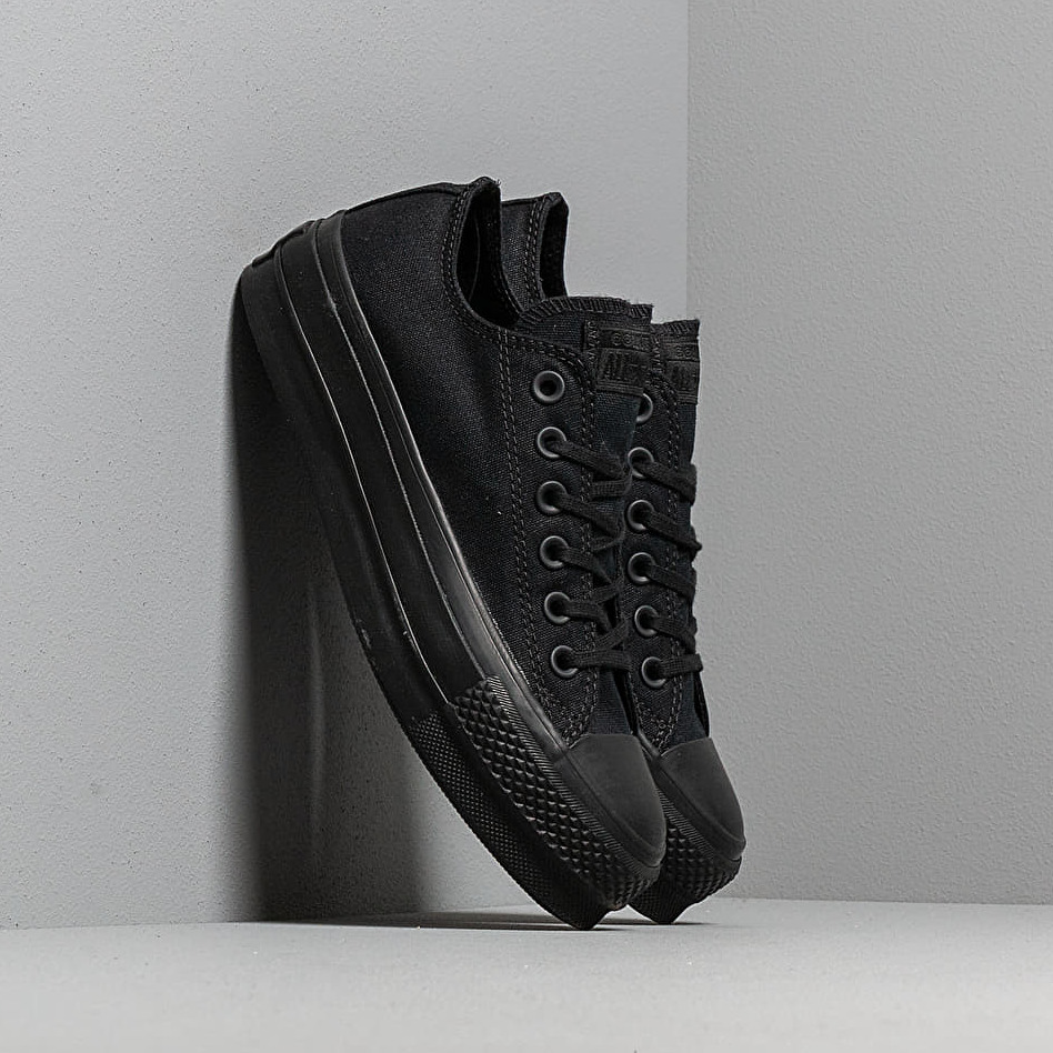 Converse Chuck Taylor All Star Lift Black/ Black/ Black