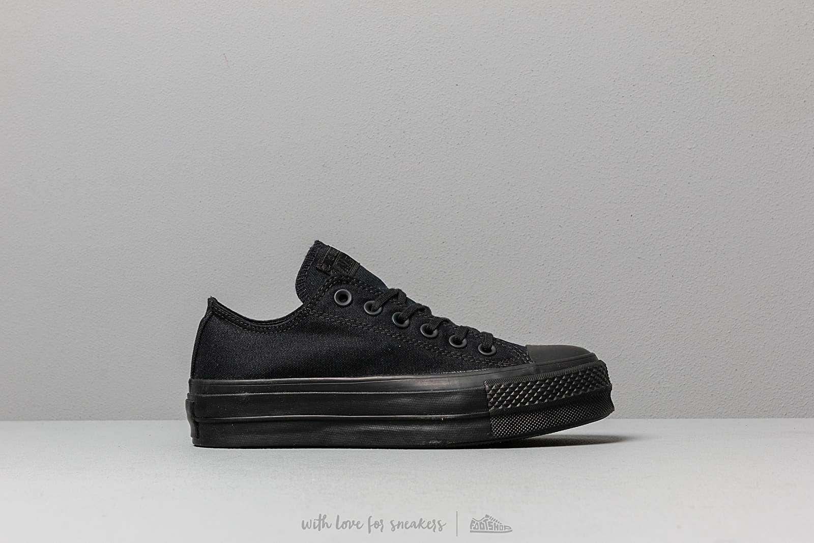 45fbd48391d Converse Chuck Taylor All Star Lift Black/ Black/ Black at a great price 163